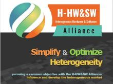 This whitepaper is an introduction to the goals and purpose of the Heterogeneous Hardware & Software Alliance